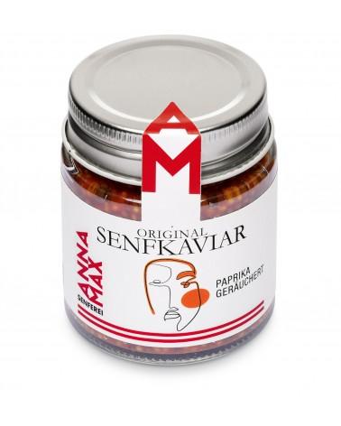 Senfkaviar geräuchert