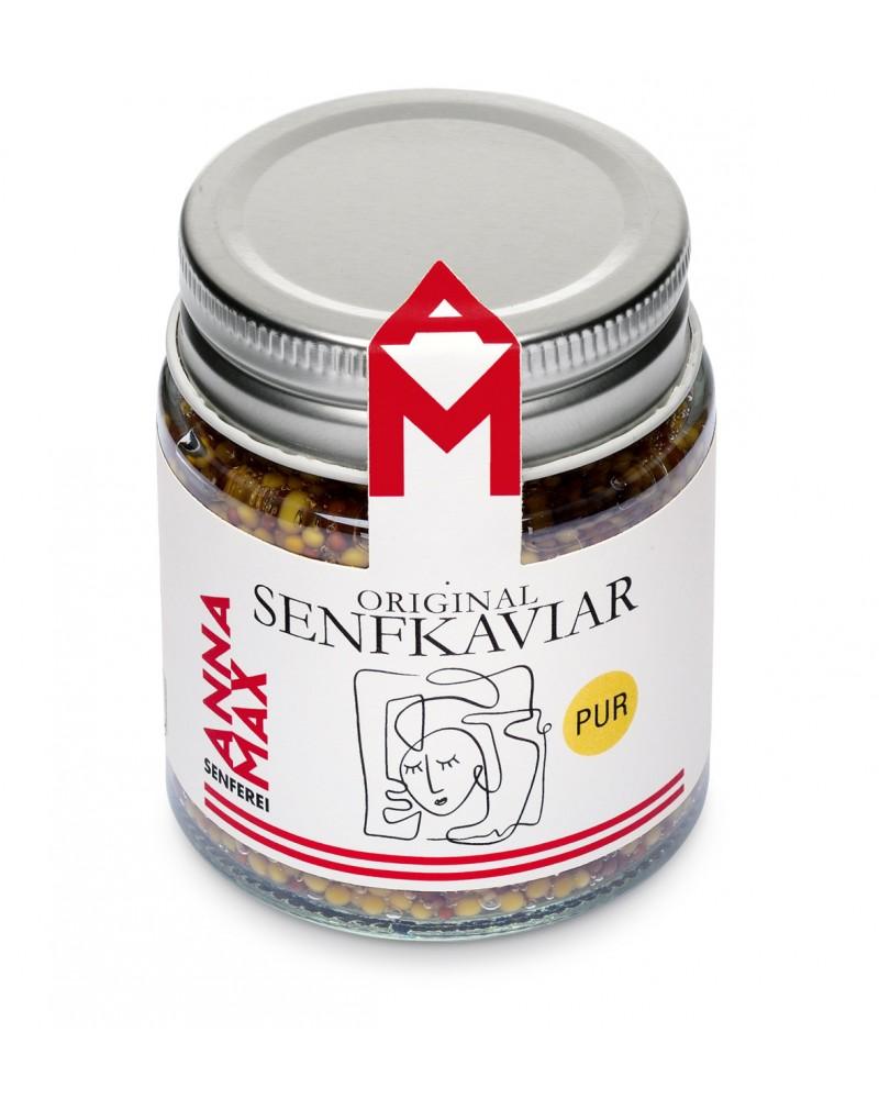 Senfkaviar Pur