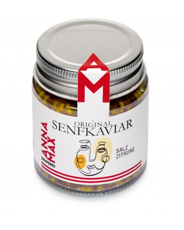 Senfkaviar Salzzitrone